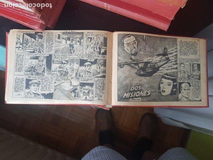 Tebeos: COLECCIÓN 25 TEBEOS/CÓMIC TOMO ORIGINAL MUNDO FUTURO ALMANAQUE 1957 HAZAÑAS BÉLICAS TORAY( 1) - Foto 38 - 218951385