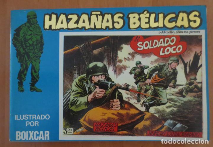 HAZAÑAS BELICAS EXTRA Nº 8 (Tebeos y Comics - Toray - Hazañas Bélicas)