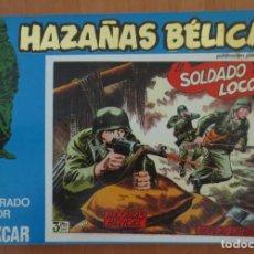 Tebeos: HAZAÑAS BELICAS EXTRA Nº 8. Lote 218977767