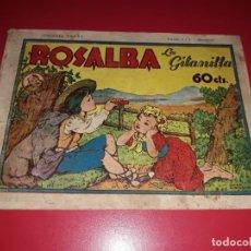 Tebeos: AZUCENA Nº 13 DE LOS PRIMEROS ORIGINAL DEL AÑO 1946. Lote 219013456