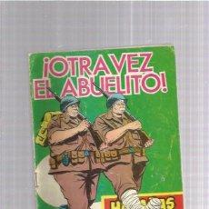 Tebeos: HAZAÑAS BELICAS EXTRA 183. Lote 219016052
