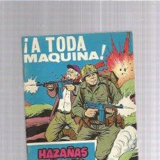 Tebeos: HAZAÑAS BELICAS 273. Lote 219017136
