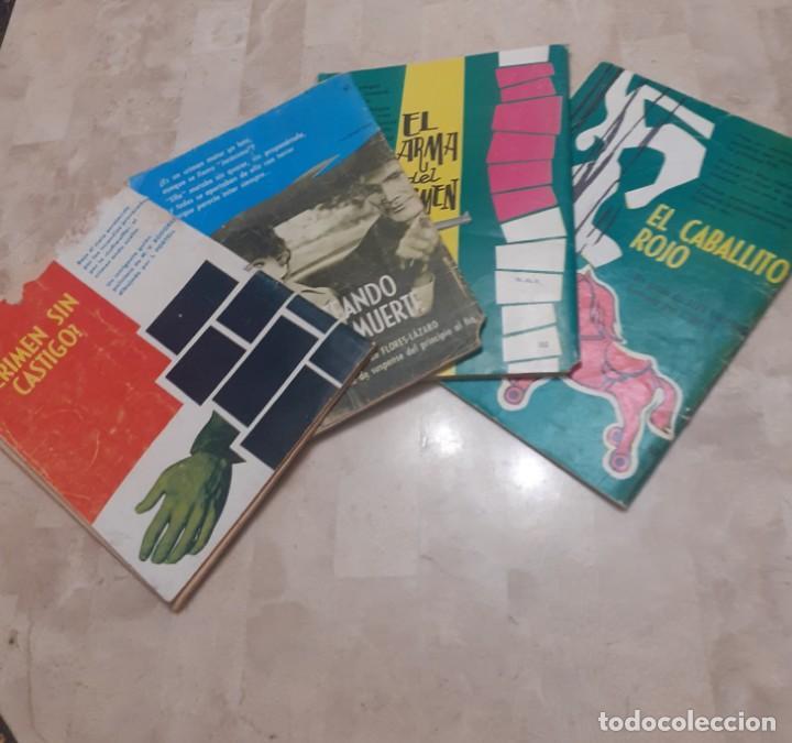 Tebeos: lote de 4 comics para adultos de la coleccion Brigada Secreta - Foto 5 - 219109246