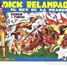 Tebeos: DICK RELAMPAGO (TORAY) Nº 10. Lote 219133118