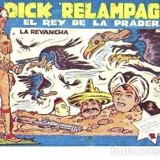 Tebeos: DICK RELAMPAGO (TORAY) Nº 19. Lote 219133235