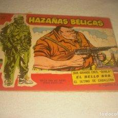 Tebeos: HAZAÑAS BELICAS N. 91.. Lote 219462906