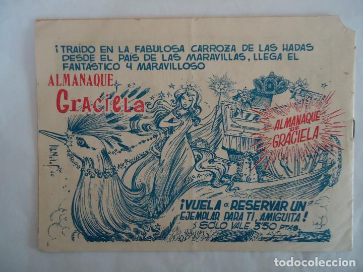 Tebeos: LAS MANOS MAS BONITAS DE LA COLECCION ALICIA. - Foto 2 - 219464315