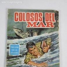 Tebeos: COLOSOS DEL MAR (BOXICAR) - HAZAÑAS BÉLICAS - EDICIONES TORAY - Nº 61 - AÑO 1967. Lote 219875945