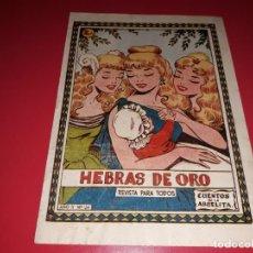 Tebeos: CUENTOS DE LA ABUELITA Nº 124 TORAY. Lote 220095115