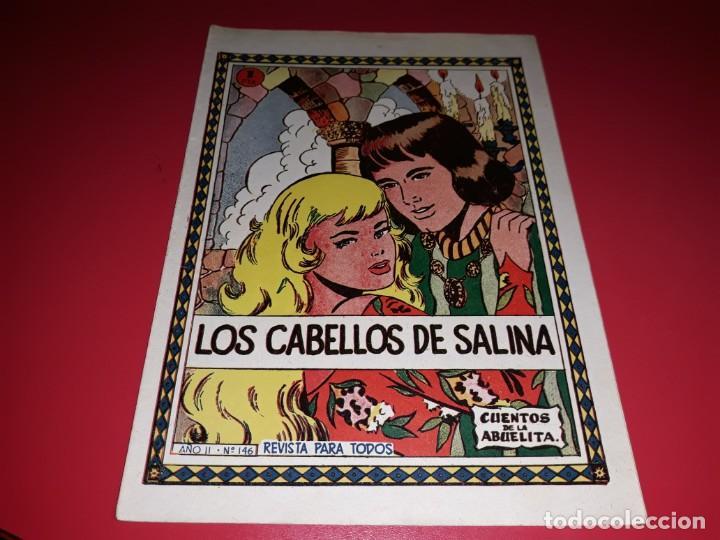 CUENTOS DE LA ABUELITA Nº 146 TORAY (Tebeos y Comics - Toray - Cuentos de la Abuelita)