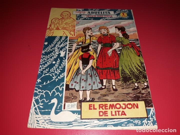 CUENTOS DE LA ABUELITA Nº 170 TORAY (Tebeos y Comics - Toray - Cuentos de la Abuelita)