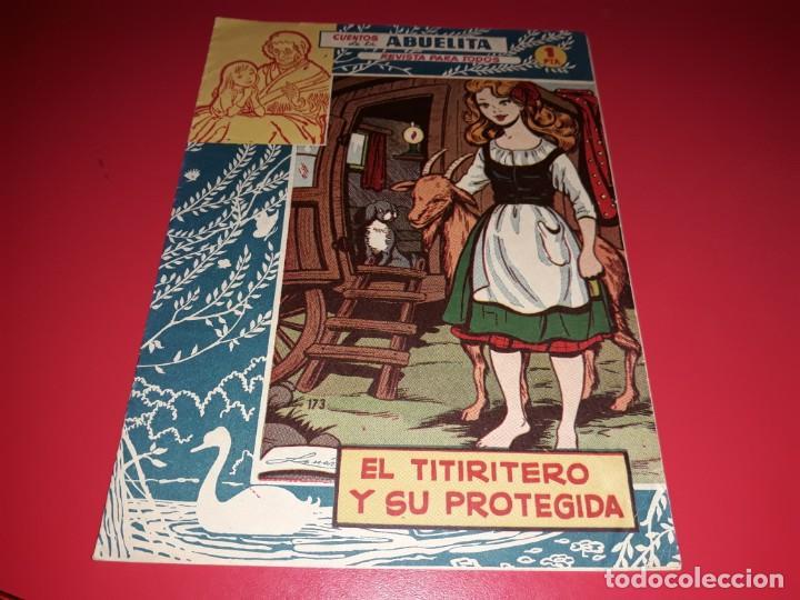 CUENTOS DE LA ABUELITA Nº 173 TORAY (Tebeos y Comics - Toray - Cuentos de la Abuelita)
