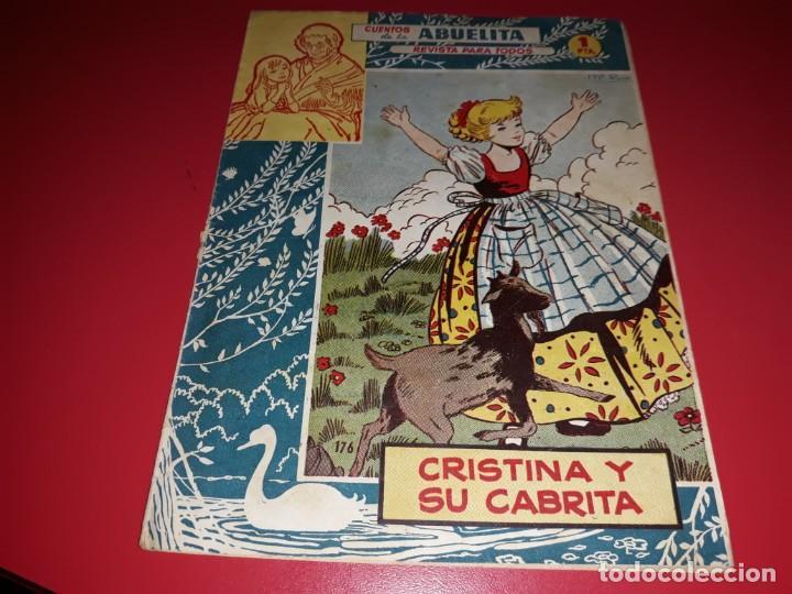 CUENTOS DE LA ABUELITA Nº 176 TORAY (Tebeos y Comics - Toray - Cuentos de la Abuelita)