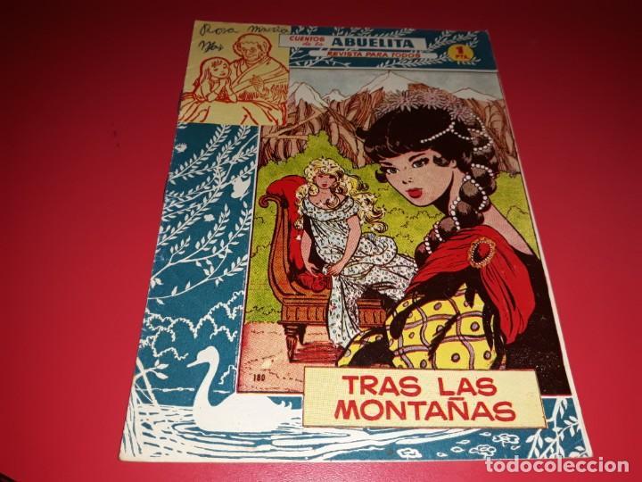 CUENTOS DE LA ABUELITA Nº 180 TORAY (Tebeos y Comics - Toray - Cuentos de la Abuelita)