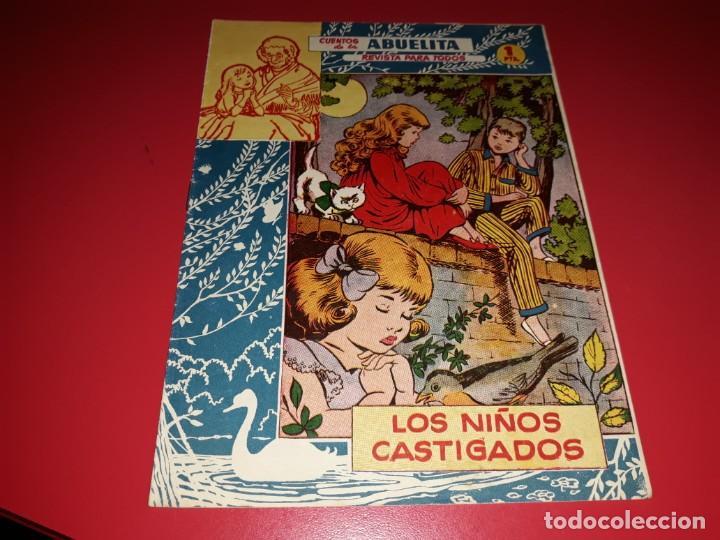 CUENTOS DE LA ABUELITA Nº 203 TORAY (Tebeos y Comics - Toray - Cuentos de la Abuelita)