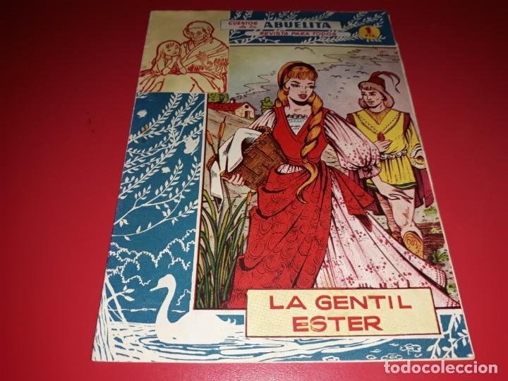CUENTOS DE LA ABUELITA Nº 215 TORAY (Tebeos y Comics - Toray - Cuentos de la Abuelita)