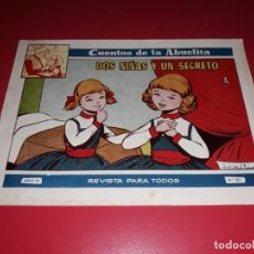 Tebeos: CUENTOS DE LA ABUELITA Nº 221 TORAY. Lote 220102286