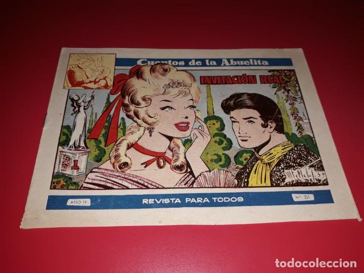 CUENTOS DE LA ABUELITA Nº 251 TORAY (Tebeos y Comics - Toray - Cuentos de la Abuelita)
