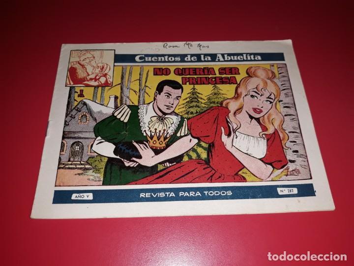 CUENTOS DE LA ABUELITA Nº 282 TORAY (Tebeos y Comics - Toray - Cuentos de la Abuelita)