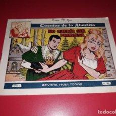 Tebeos: CUENTOS DE LA ABUELITA Nº 282 TORAY. Lote 220103613