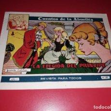 Tebeos: CUENTOS DE LA ABUELITA Nº 283 TORAY. Lote 220103813
