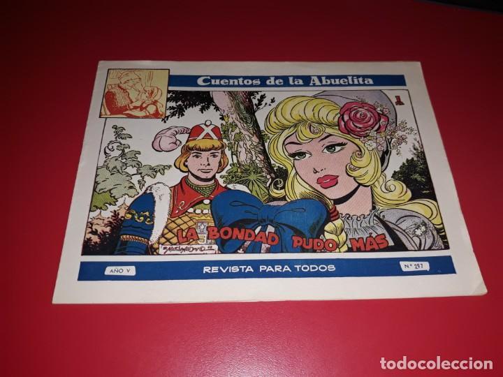 CUENTOS DE LA ABUELITA Nº 297 TORAY (Tebeos y Comics - Toray - Cuentos de la Abuelita)