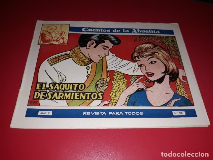 CUENTOS DE LA ABUELITA Nº 300 TORAY (Tebeos y Comics - Toray - Cuentos de la Abuelita)