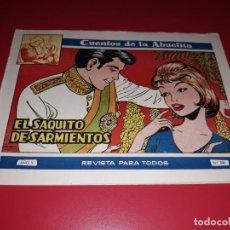 Tebeos: CUENTOS DE LA ABUELITA Nº 300 TORAY. Lote 220104190