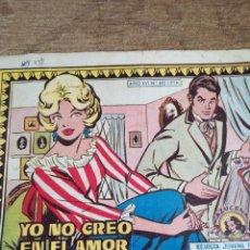 Tebeos: YO NO CREO EN EL AMOR NUM 683. Lote 220258887