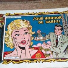 Tebeos: QUE HORROR DD SABIO!!! NUM 271. Lote 220262441