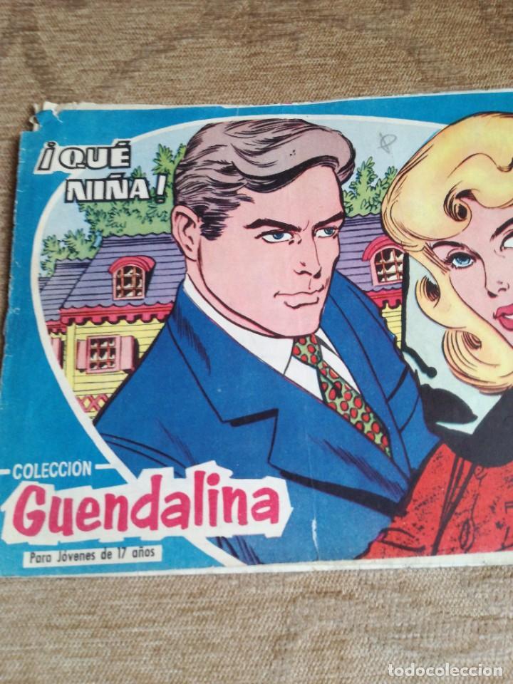 QUÉ NIÑA!.NUM 40 (Tebeos y Comics - Toray - Guendalina)