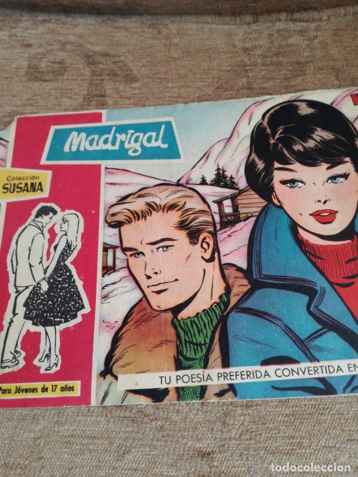 MADRIGAL (Tebeos y Comics - Toray - Susana)