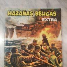 Tebeos: HAZAÑAS BÉLICAS Nº 17 - SOBREVIVIR - EXTRA - EDITORIAL G4 -. Lote 220498596
