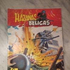 Tebeos: HAZAÑAS BÉLICAS Nº 11 - EDITORIAL G4 -. Lote 220506437
