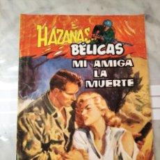 Tebeos: HAZAÑAS BÉLICAS Nº 8 - MI AMIGA LA MUERTE - EDICIONES G4 -. Lote 220506677