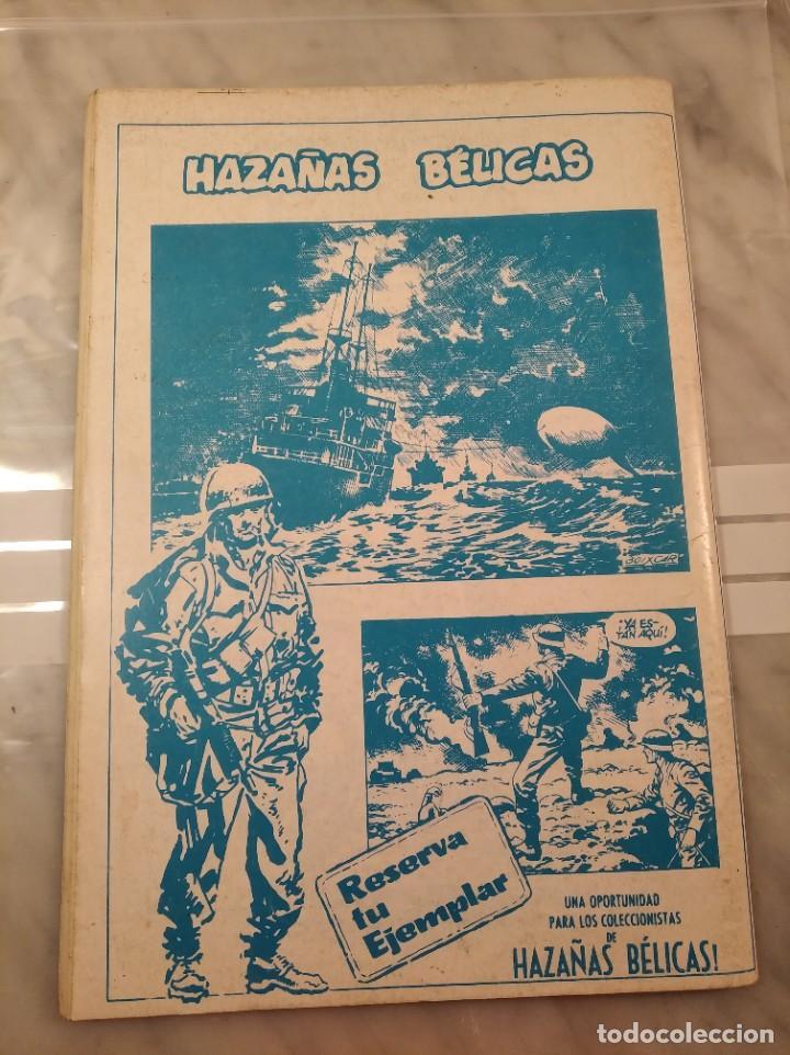 Tebeos: HAZAÑAS BÉLICAS Nº 8 - MI AMIGA LA MUERTE - EDICIONES G4 - - Foto 2 - 220506677