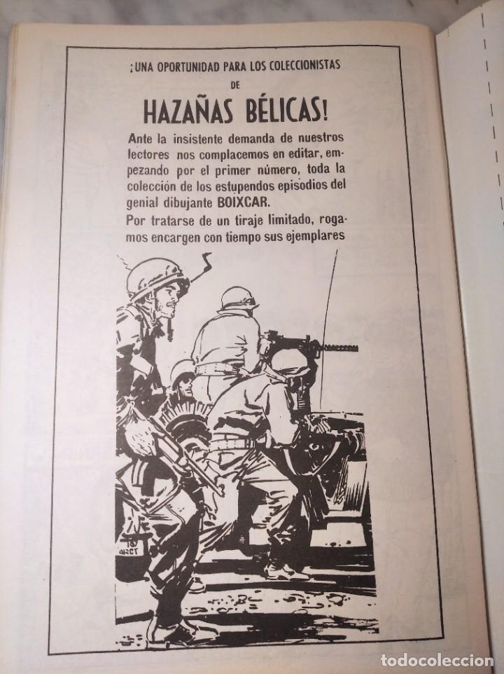Tebeos: HAZAÑAS BÉLICAS Nº 8 - MI AMIGA LA MUERTE - EDICIONES G4 - - Foto 9 - 220506677
