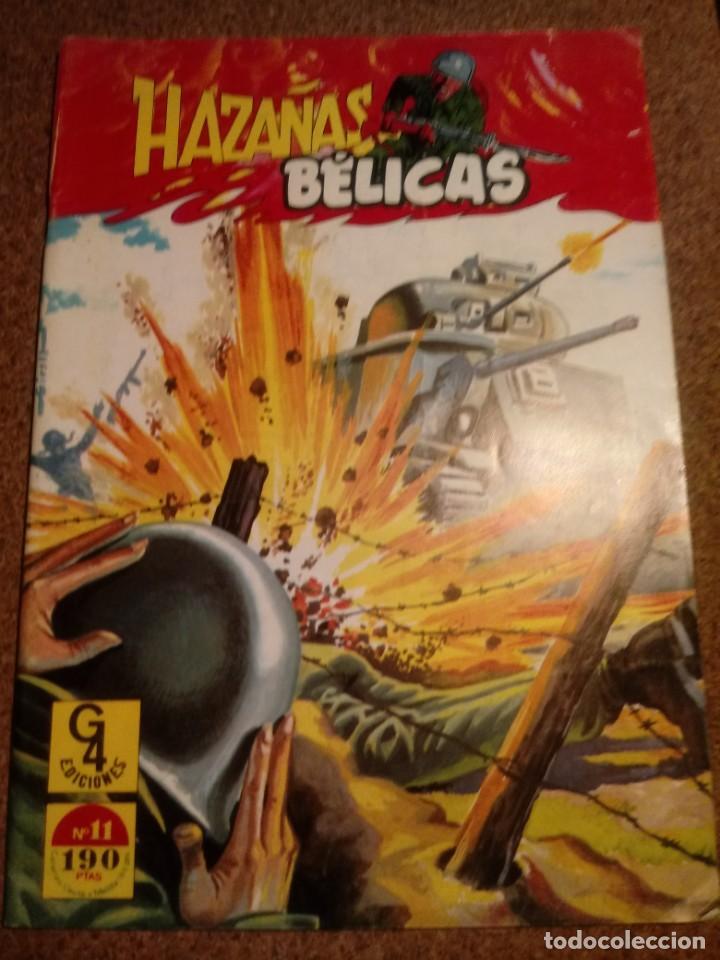 COMIC DE HAZAÑAS BELICAS EN LOS MUERTOS TAMBIEN LUCHAN Nº11 (Tebeos y Comics - Toray - Hazañas Bélicas)