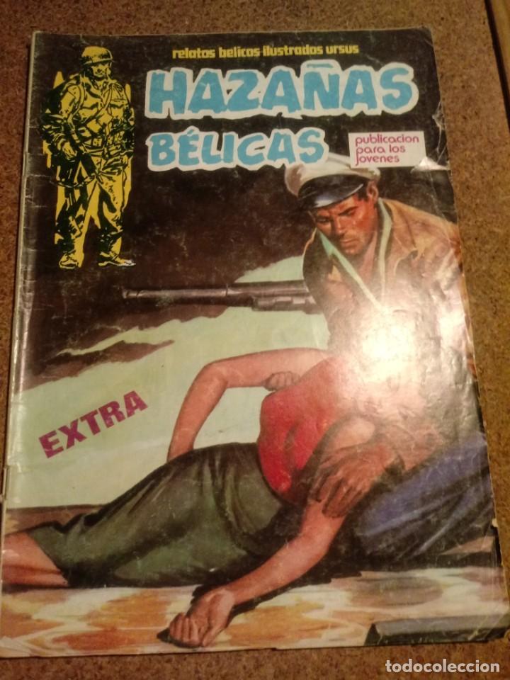 COMIC DE HAZAÑAS BELICAS EN EL FALSO JOHNNY COMANDO Nº 7 (Tebeos y Comics - Toray - Hazañas Bélicas)
