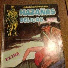 Tebeos: COMIC DE HAZAÑAS BELICAS EN EL FALSO JOHNNY COMANDO Nº 7. Lote 220603823