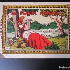Tebeos: AZUCENA (1950, TORAY) 77 · 15-IX-1951 · LA FLAUTA MAGICA. Lote 220625720