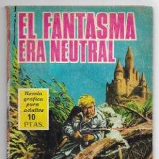 Tebeos: FANTASMA ERA NEUTRAL, EL. HAZAÑAS BÉLICAS Nº 141 1966 SOTILLOS, EUGENIO.. Lote 220861180