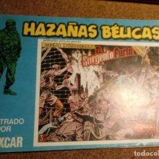 Tebeos: COMIC DE HAZAÑAS BELICAS EL SARGENTO FURIA Nº 125. Lote 221277590