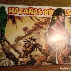 Tebeos: COMIC DE HAZAÑAS BELICAS EN SIEMPRE EN LA BRECHA Nº 99. Lote 221277797
