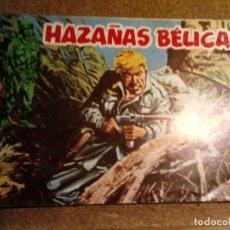 Tebeos: COMIC DE HAZAÑAS BELICAS EN LLUVIA DE HOMBRES Nº 77. Lote 221277972