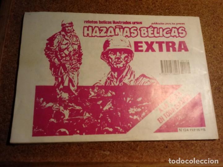 Tebeos: COMIC DE HAZAÑAS BELICAS EN LA PATRUYA DE LA NIEVE Nº 124 - Foto 2 - 221278107