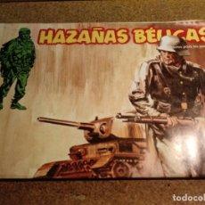 Tebeos: COMIC DE HAZAÑAS BELICAS EN RUTA SIN REGRESO Nº 79. Lote 221278315
