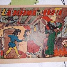 Livros de Banda Desenhada: LA REDOMA DE LA BRUJA, COLECCIÓN AZUCENA N°85, AYNÉ. Lote 221361691