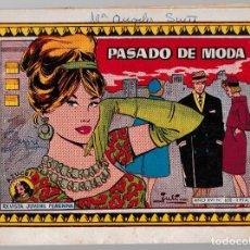 Tebeos: COLECCIÓN AZUCENA Nº 650 - PASADO DE MODA. Lote 221551267