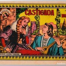 Tebeos: COLECCIÓN AZUCENA Nº 296 - CASTIGADA. Lote 221553317